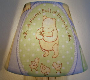 Nursery Night Lights Clic Winnie The Pooh Baby